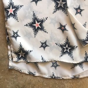 Zara Tops - CNSGND ZARA Star Blouse